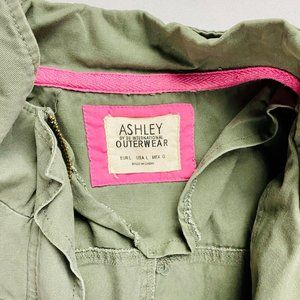 Ashley Outerwear by 26 international green jacket